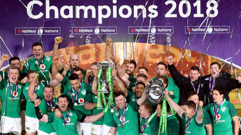 Ireland, Grand Slam, NatWest 6 Nations