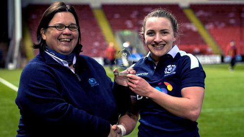 Rollie always confident of special Scotland performance