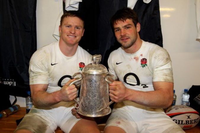 Chris Ashton & Ben Foden