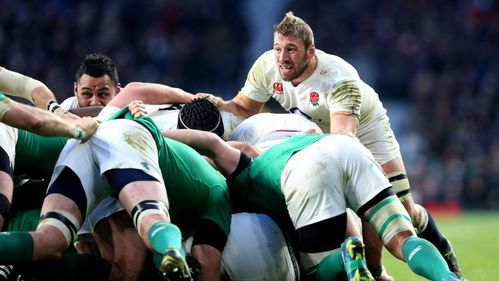 Robshaw returns from injury with a bang