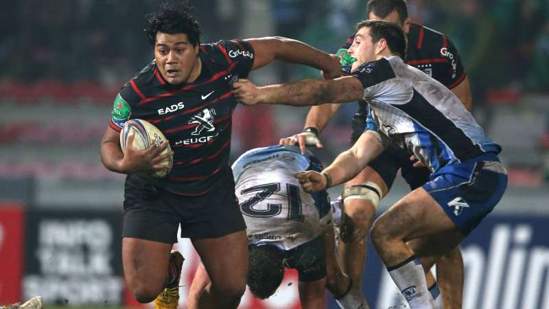 Tolofua relishing prospect of Saracens move