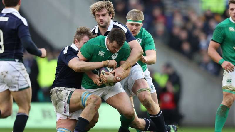 Healy: Beating England not enough for second-placed Irish