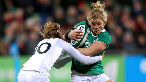 Ireland aiming for World Cup trophy with home crowd support