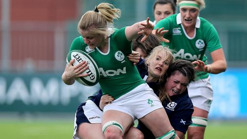 Ireland Women v France Women - Watch it Live!