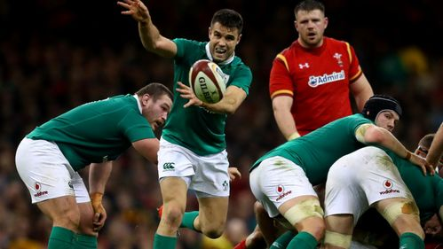 Fit-again Conor Murray returns for Munster