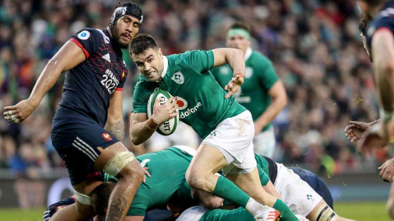 RBS 6 Nations Player of the Championship Nominee Profile: Conor Murray