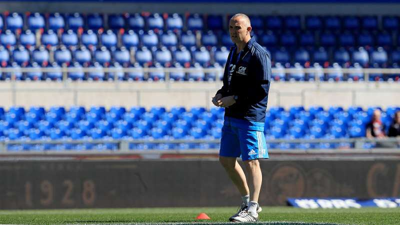 Italy hurting after Fiji loss admits O'Shea