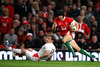 Highlights: Wales v England, Feb 14 2009