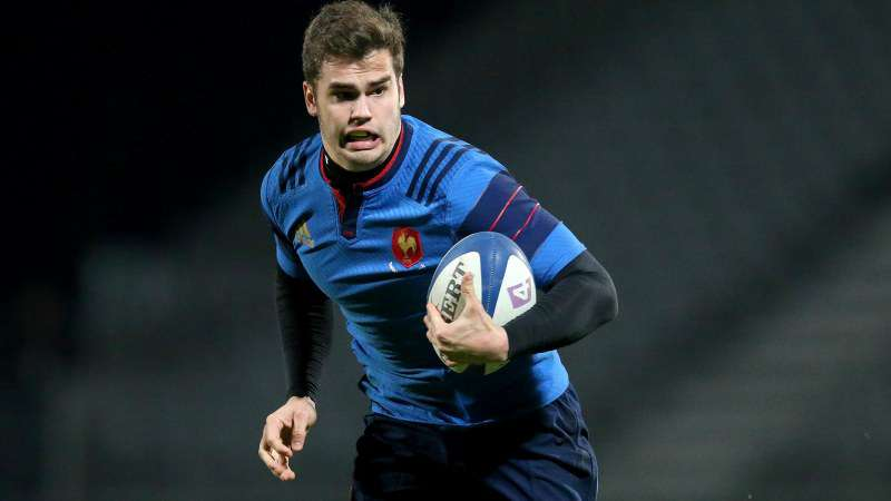 Penaud hat-trick sends France Under-20s to victory
