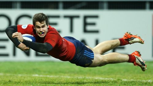 Six-try France Under-20s off to a flyer