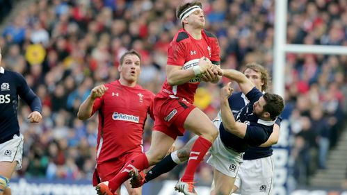 Biggar's back for an unchanged Wales