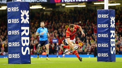 Biggar still the main man for Wales says Tandy