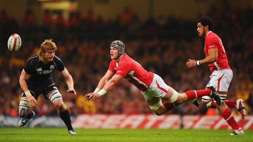 FLASHBACK: Lydiate's 2012 coming of age for Wales