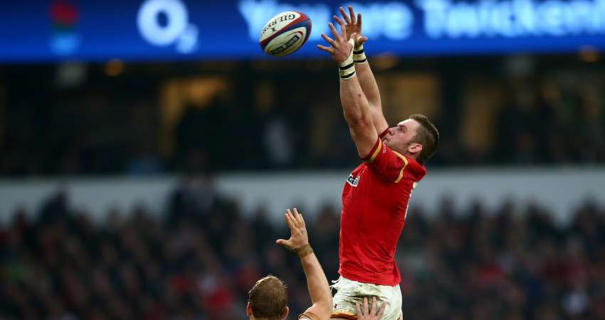 Lydiate ruled out of Wales' RBS 6 Nations campaign