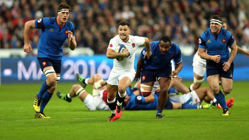 Clinical England seal the Grand Slam