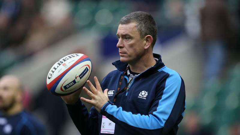 Ryan itching to get started with RFU role