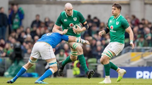 Toner backs Ireland attack to top stingy Wales defence