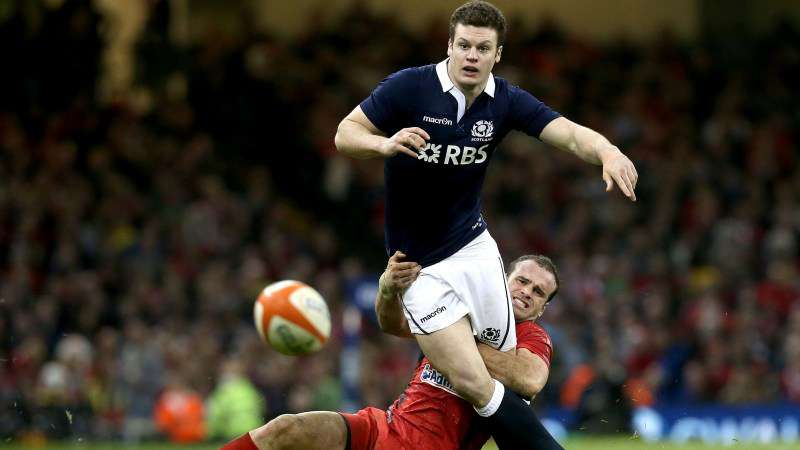Taylor the only change to Scotland's starting XV