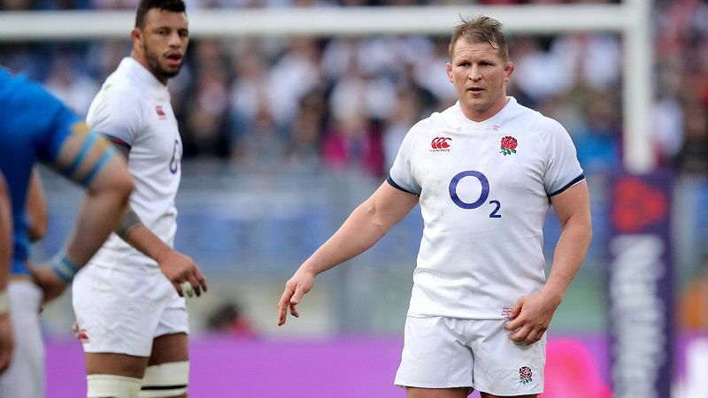 England's Dylan Hartley, Elliot Daly doubtful for Six Nations clash vs. Ireland