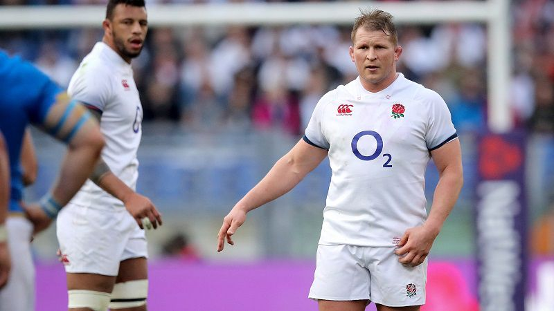 Jones drops Care and Ford in major England rugby shake-up