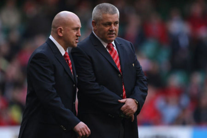 Shaun Edwards & Warren Gatland