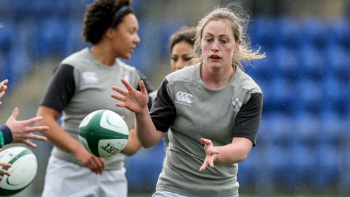 Old Belvedere shock Ireland while England's Cleall sisters impress