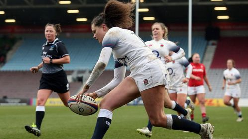 Cleall and Kildunne lead England to win over Wales