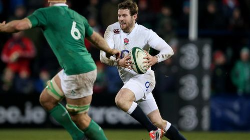 In Profile: The seven uncapped players in the England squad