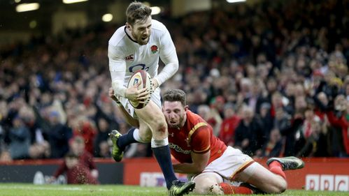 Daly leaves it late to rescue England in Cardiff