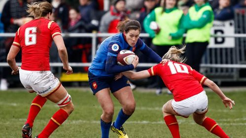 Wales women stun France in Neath