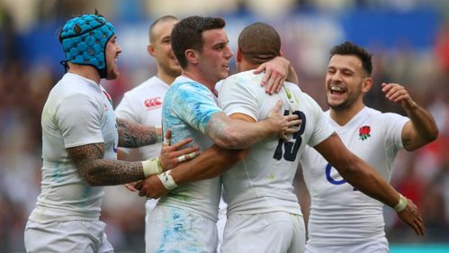 Hartley proud of England's second-half strength