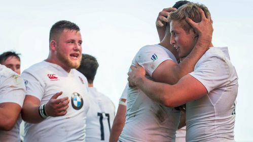 England and Ireland Under-20s look ahead to final showdown