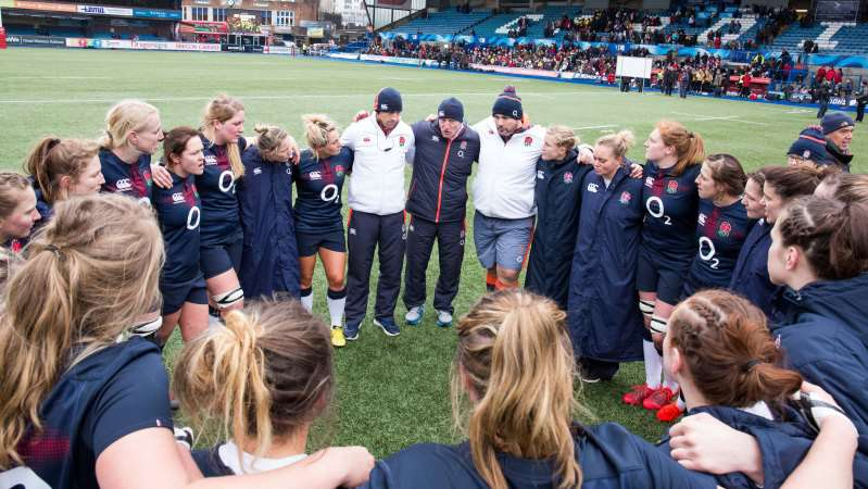 England Women ring the changes for visit of Italy
