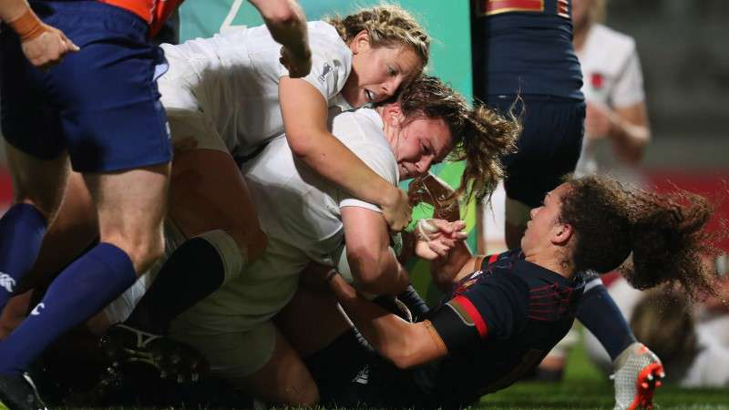 England power into World Cup final