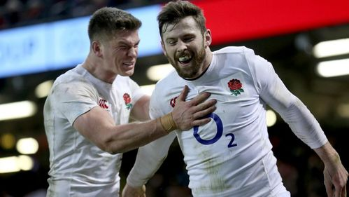 JACKSON COLUMN: England dreaming of history after Cardiff classic