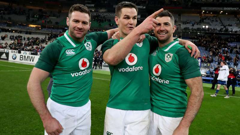 McFadden determined to take opportunity with Ireland