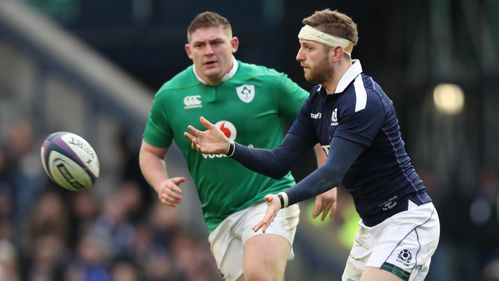 Rennie tips Scotland fly-half Russell to impress