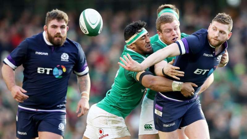 Scotland look ahead to Autumn Tests after superb summer