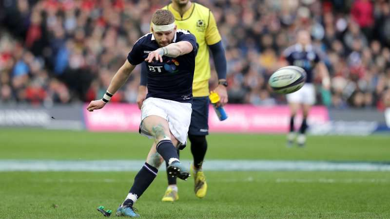 Scotland full of confidence ahead of Triple Crown clash