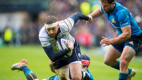 Scotland send off Cotter on a high after downing Italy