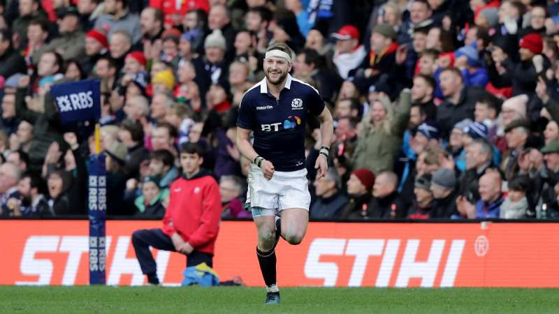 Fantasy RBS 6 Nations: Round Three Dream Team