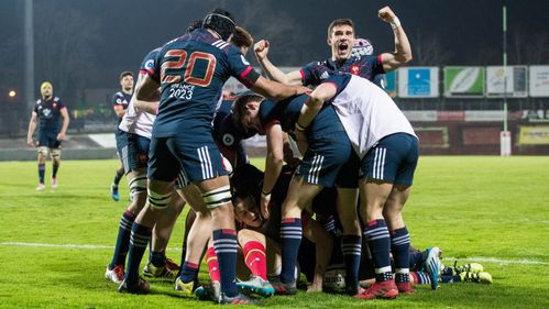 France Under-20s come from behind against Wales to seal second place
