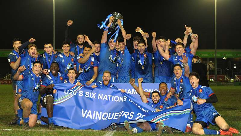 U20 6 nations championship index u20 6 nations - Rugby six nations results table ...
