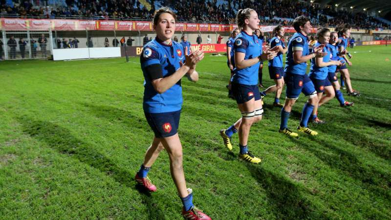 France Women name squad to defend title