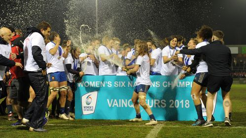 France Women: The Story of the Grand Slam