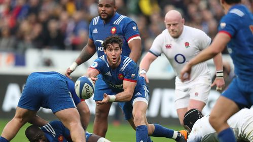 France edge out England in Paris thriller