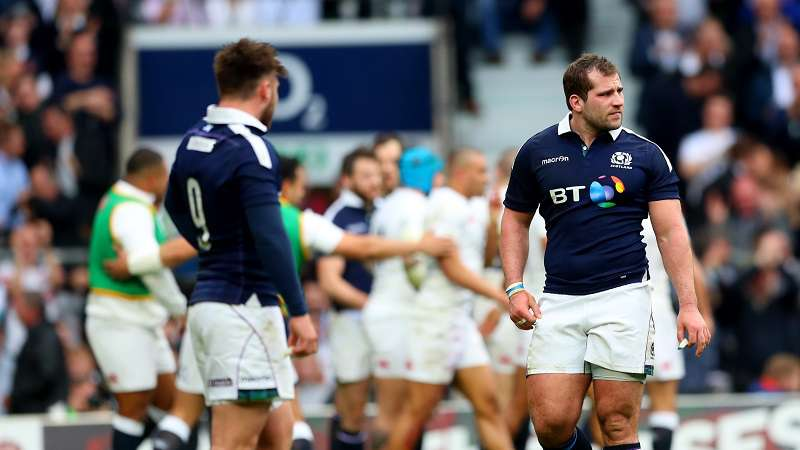Scotland blow as Brown ruled out for four months