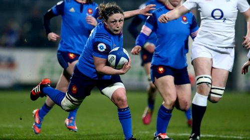 France captain Gaëlle Mignot joins Richmond
