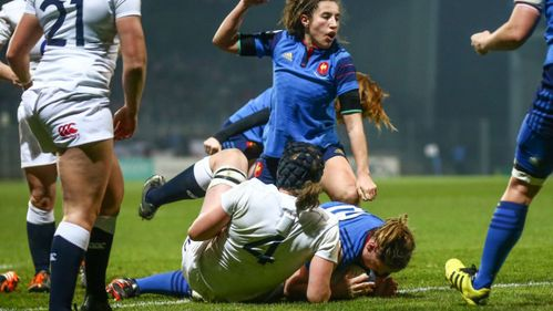 Mignot inspires France Women to title as England miss out on Grand Slam