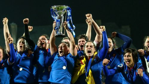 France worthy winners of the Women's Six Nations